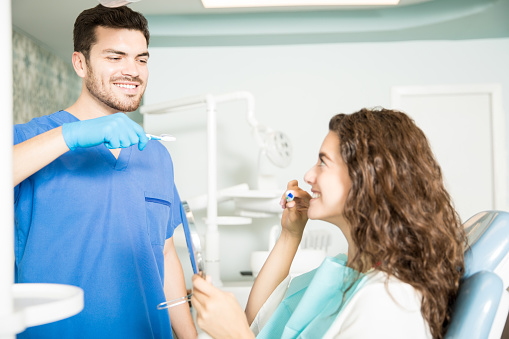 Positive Choices for Improving Your Oral Health